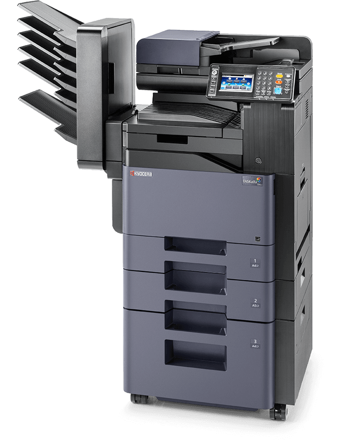 kyocera document solutions the new taskalfa a4 mfp range. Black Bedroom Furniture Sets. Home Design Ideas